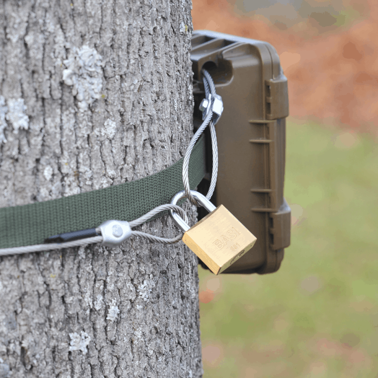 Security Cable MINOX Trail Cameras