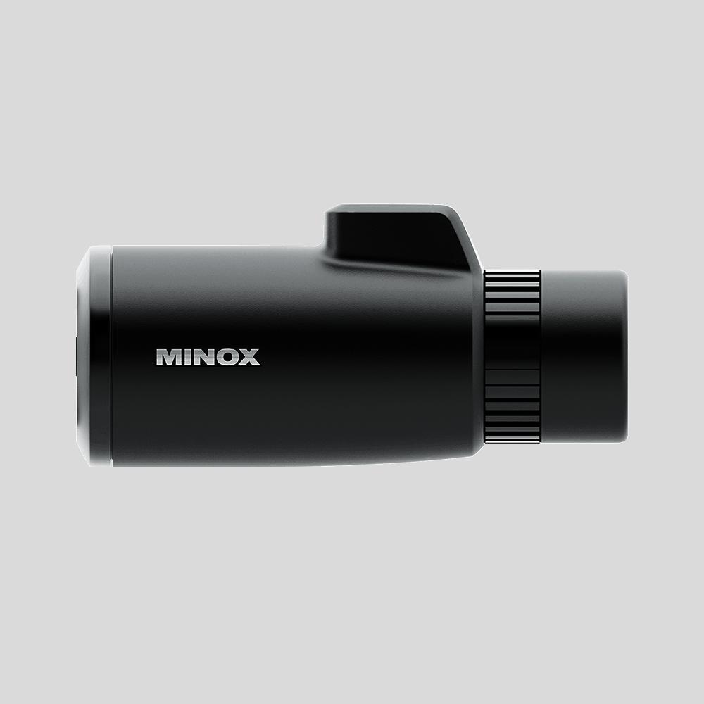 MINOX Monocular MD 7x42 C black