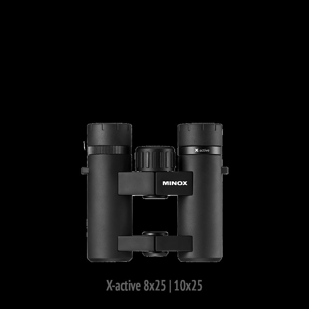 MINOX Binocular X-active 10x25