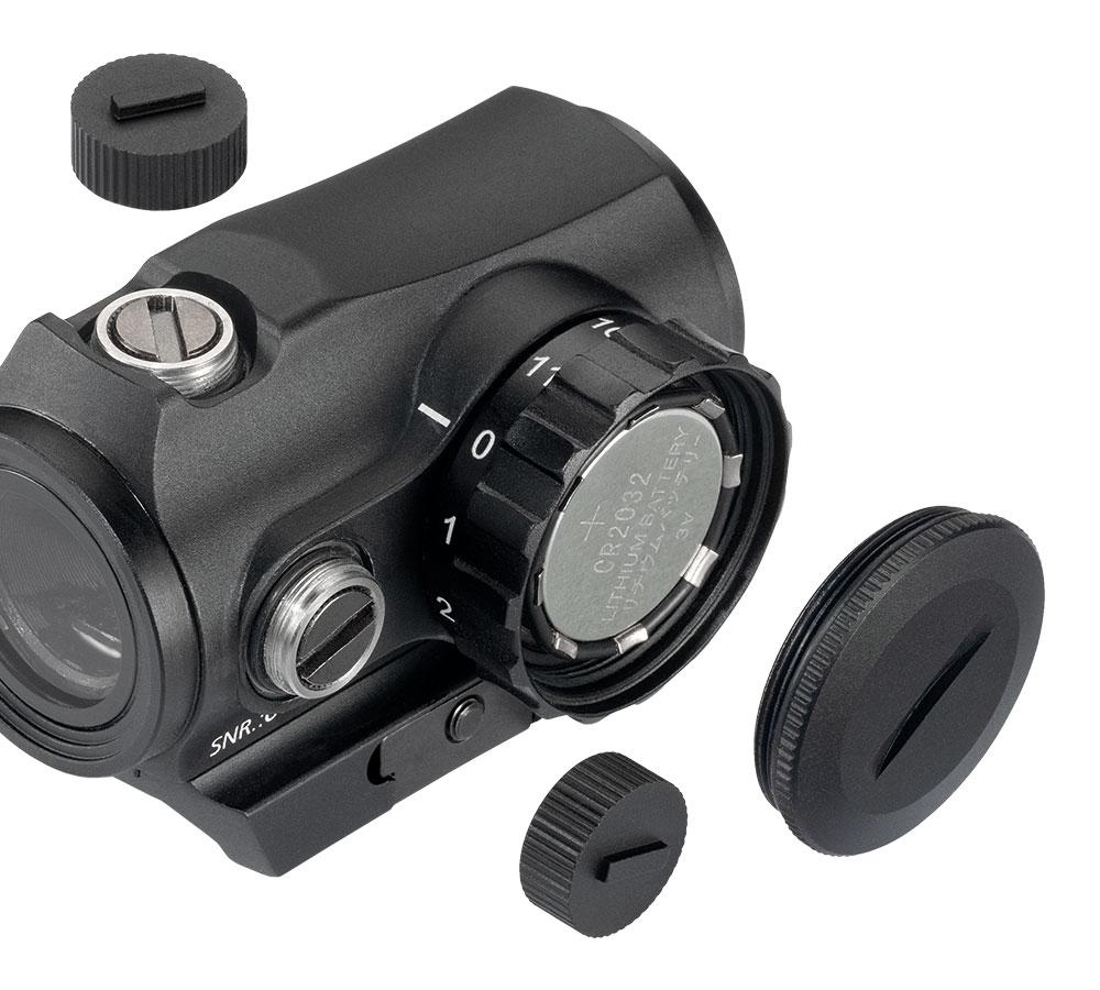 MINOX Red Dot Sight RV 1