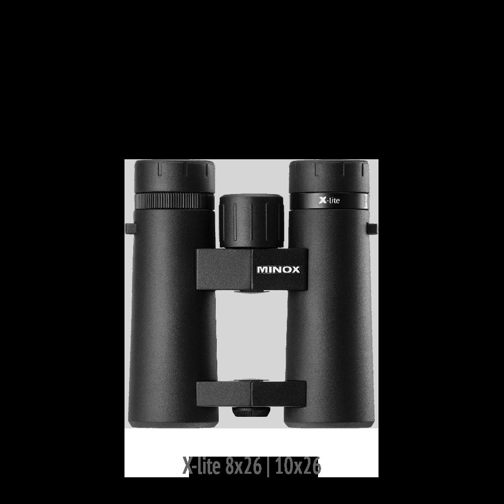 MINOX Binocular X-lite 8x26