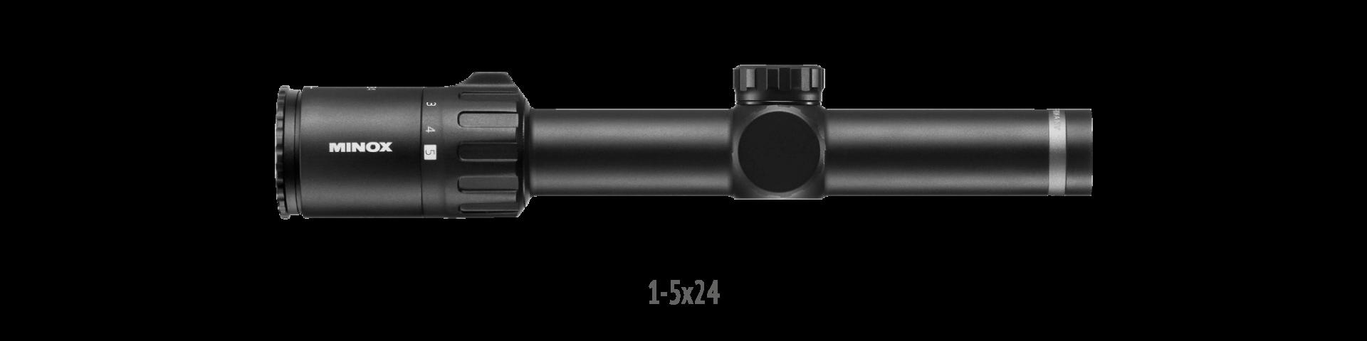 MINOX Riflescope Allrounder